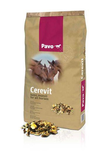 Obrázek z Pavo müsli Cerevit 15 kg