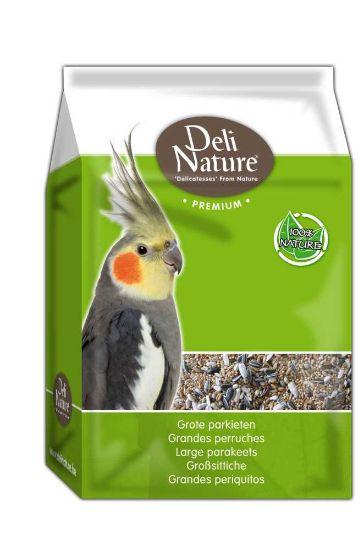 Obrázek z Deli Nature Premium PARAKEETS 4kg- Papoušek-12961