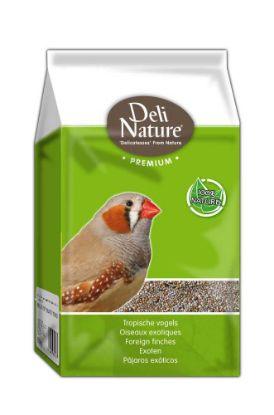 Obrázek Deli Nature Premium FOREIGN FINCHES 1kg-Drobní Exoti-12964