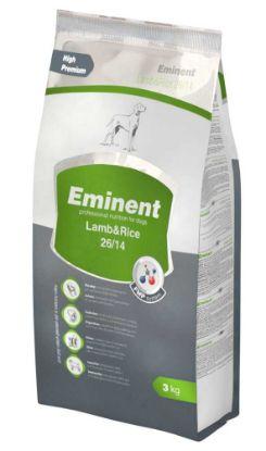 Obrázek Eminent Dog Lamb & Rice 3 kg