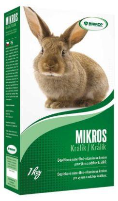 Obrázek MIKROS králík 1 kg
