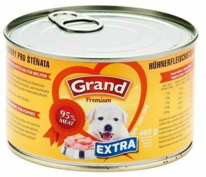 Obrázek Grand Premium Dog Junior extra 405 g