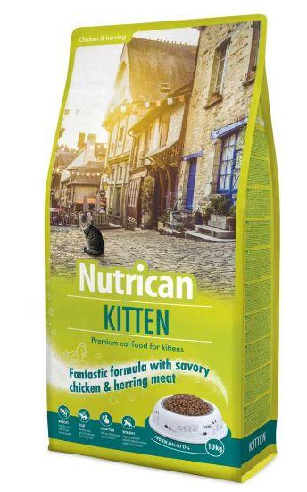 Obrázek z Nutrican Cat Kitten 10 kg