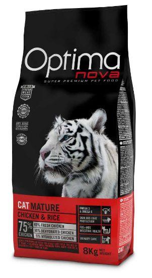 Obrázek z OPTIMAnova Cat Mature Urinary 8 kg