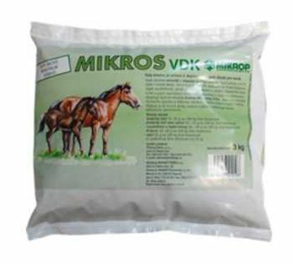 Obrázek VDK Biostrong MIKROS, kůň 3 kg