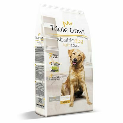 Obrázek Triple Crown Dog Sbeltic Light 15 kg
