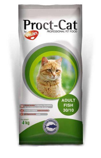 Obrázek z Proct-Cat Adult Fish 4 kg