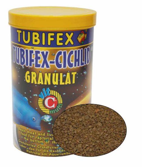 Obrázek z Tubifex Cichild Granulat 125 ml