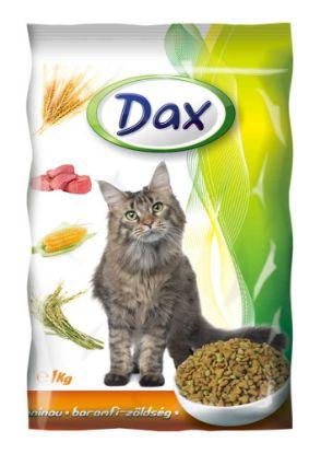 Obrázek Dax Cat granule drůbeží se zeleninou 1 kg