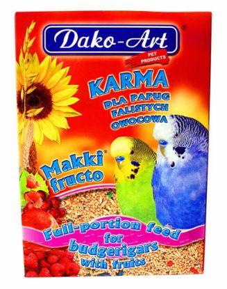 Obrázek Dako Krmivo andulka ovoce 500g-10341