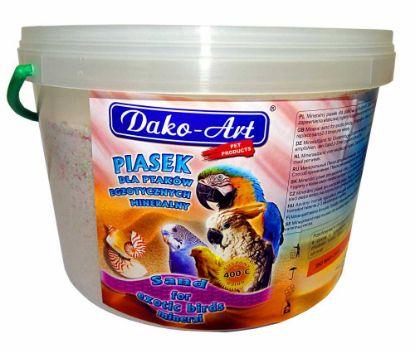 Obrázek Dako písek pro ptáky s mušlemi 4,5kg-10291