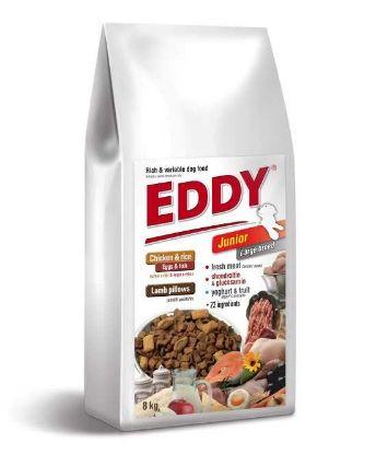 Obrázek EDDY Junior Large breed-dog  8kg-13053-OBJ
