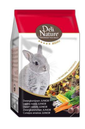 Obrázek Deli Nature 5 Menu zakrslý králík junior 2,5 kg