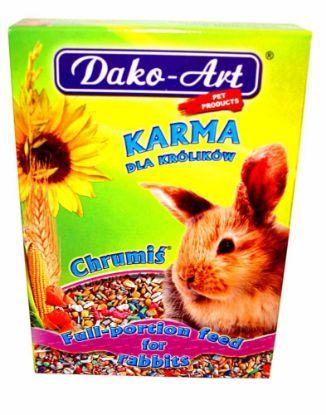 Obrázek Dako Krmivo králík 500g-10301