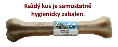 Obrázek KOST BUVOLÍ-30cm,350g-1KS-15274