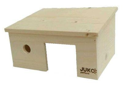 Obrázek Domek šikmá střecha křeček