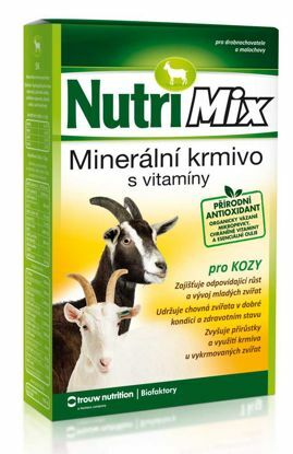 Obrázek Nutri Mix KOZA 3 kg