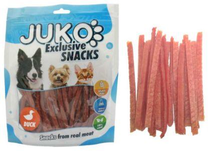Obrázek Snack Duck Strips 250g-14064