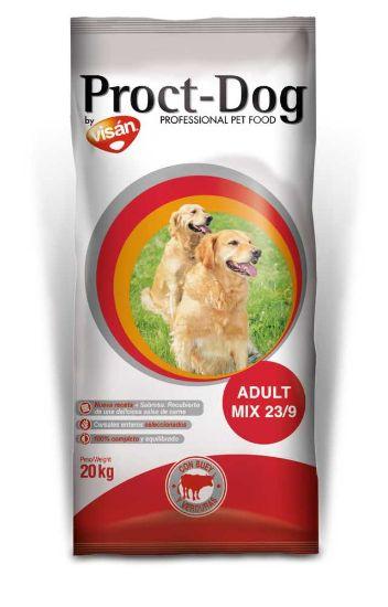 Obrázek z Proct-Dog Adult Mix 20 kg