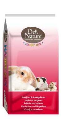 Obrázek Deli Nature Happy mix RABBIT 15kg-Králík-13013