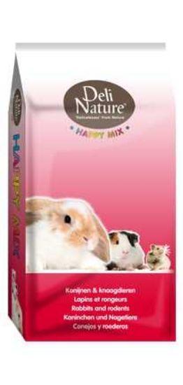 Obrázek z Deli Nature Happy mix králík 15 kg