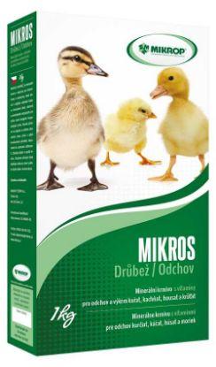 Obrázek MIKROS drůbež 1 kg