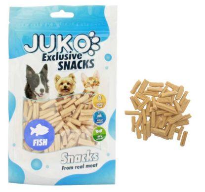 Obrázek JUKO SNACKS Mini Fish stick 70 g