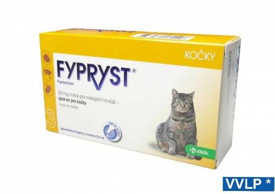 Obrázek z Fypryst spot-on kočka