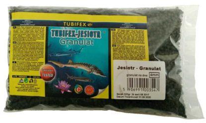 Obrázek Tubifex krmivo pro jesetery 4 mm 0,5 kg