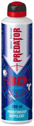 Obrázek Repelent Predator 3D sprej 300 ml