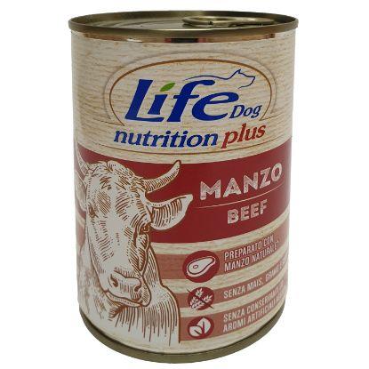 Obrázek LifeDog Beef chunks 400 g