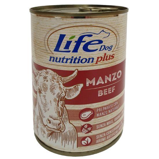 Obrázek z Lifedog beef chunks 400g-20031