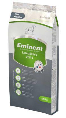 Obrázek Eminent Dog Lamb & Rice 15 kg