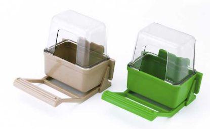 Obrázek Krmítko pro ptáky 3 dílné plast