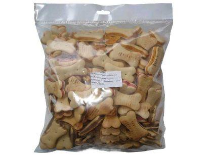 Obrázek PLNĚNÉ KOSTIČKY MIX sušenky 1kg-2251