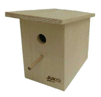 Obrázek Venkovní hnízdící budka (otvor pr. 2,5 cm)-13476