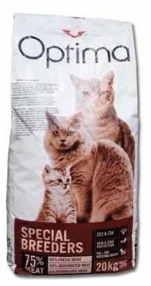 Obrázek OPTIMAnova CAT STERILISED 20kg-10213