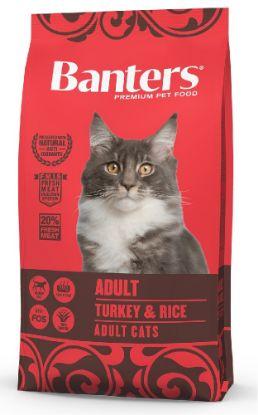 Obrázek Banters Adult cat Turkey&Rice 8kg-14666