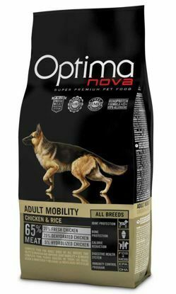Obrázek OPTIMAnova Dog Mobility Chicken & Rice 12 kg