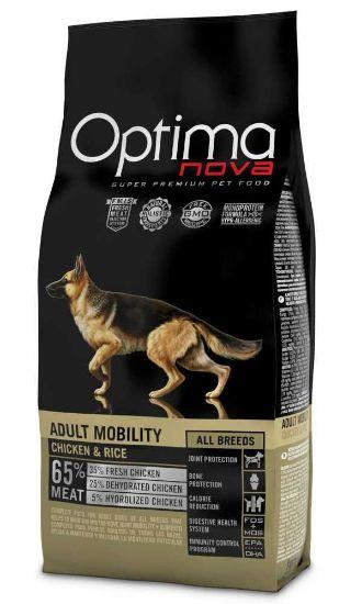 Obrázek z OPTIMAnova Dog Mobility Chicken & Rice 12 kg