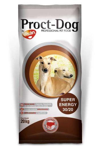 Obrázek z Proct-Dog Super Energy 20 kg