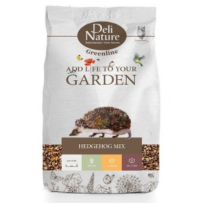 Obrázek Deli Nature Greenline HEDGEHOG mix-ježek 600g-15665