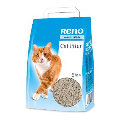 Obrázek RENO stelivo kočka 5kg-12108