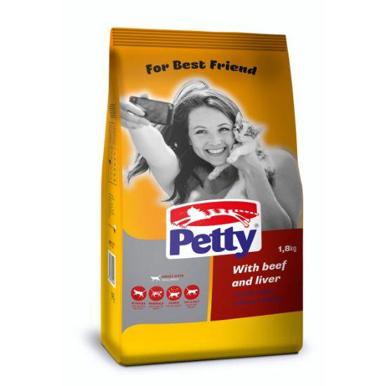 Obrázek z Petty hovězí s játry 1,8 kg