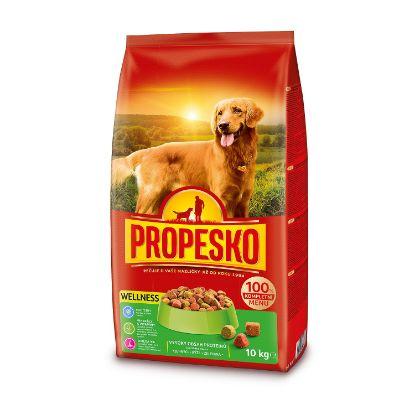 Obrázek PROPESKO  granule pes WELNESS 10kg-9337