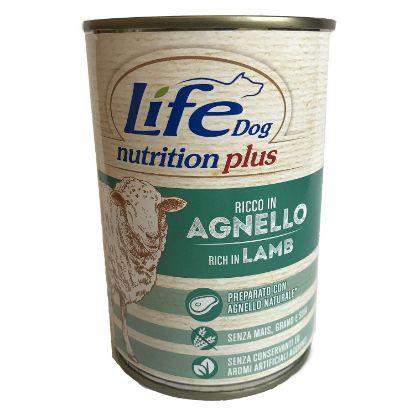 Obrázek Lifedog lamb & rice 400g-20038