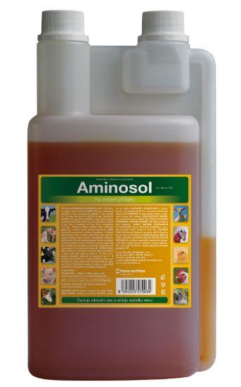 Obrázek z Tekutý Aminosol 30 ml