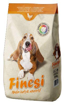 Obrázek Fincsi Dog Dry food with  Poultry 20kg-15375
