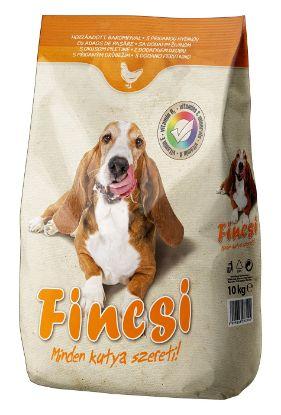 Obrázek Fincsi Dog Dry food with Chicken 10kg-15373