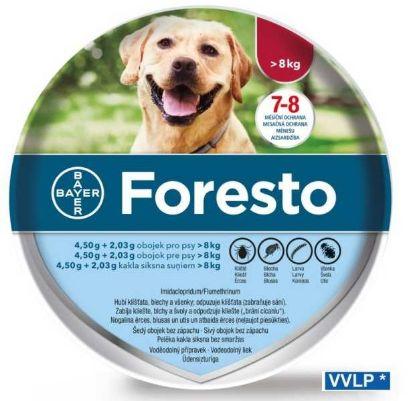 Obrázek a.FORESTO obojek pro dog nad 8kg-70cm-9851